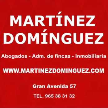 MARTINEZ DOMINGUEZ